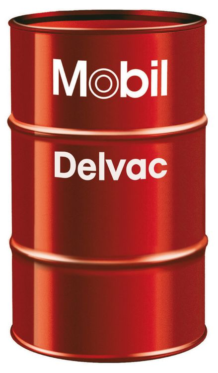 Mobil_Delvac fut 208L