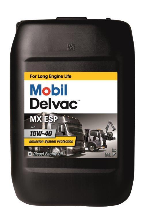 DELVAC MX ESP 15W-40 _ 20L